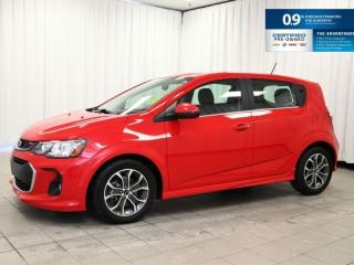 Used 2018 Chevrolet Sonic LT RS Hatchback, Sunroof, Alloys, Bluetooth and 0% Financing!! for sale in Dartmouth, NS