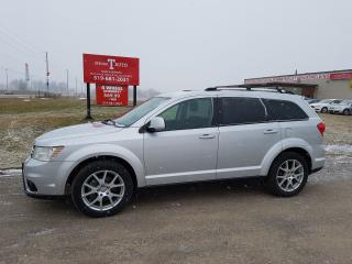 Used 2014 Dodge Journey Limited for sale in London, ON
