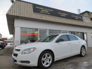 Used 2009 Chevrolet Malibu SUPER LOW KM,AUTOMATIC,ALL POWERED for sale in Mississauga, ON