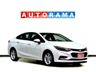 Used 2017 Chevrolet Cruze LT SUNROOF for sale in Toronto, ON