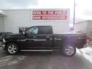 Used 2013 RAM 1500 Big Horn for sale in Toronto, ON