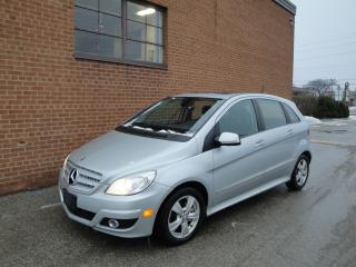 Used 2010 Mercedes-Benz B-Class B 200 for sale in Oakville, ON