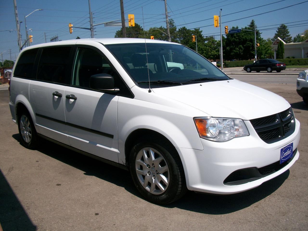 2013 Dodge Grand Caravan RAM,CARGO ,SHELVES, commercial