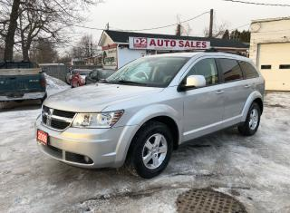 Used 2009 Dodge Journey SXT/Automatic/Certified/4 Cylinder Gas Saver for sale in Scarborough, ON