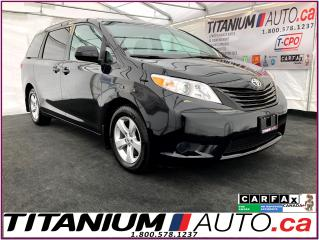 Used 2017 Toyota Sienna Camera-Touch Screen-Rear A/C & Heat-Cruise Control for sale in London, ON