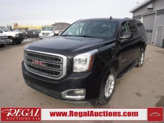 Used 2016 GMC Yukon XL SLE 4D Utility 4WD 7PASS 5.3L for sale in Calgary, AB