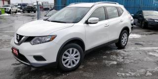 Used 2015 Nissan Rogue S REVERSE CAM | BLUETOOTH for sale in BRAMPTON, ON