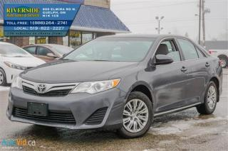 Used 2014 Toyota Camry LE for sale in Guelph, ON