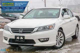 Used 2013 Honda Accord EX-L for sale in Guelph, ON