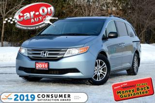 Used 2011 Honda Odyssey EX-L w/RES 8 SEAT LEATHER REAR CAM DVD LOADED for sale in Ottawa, ON