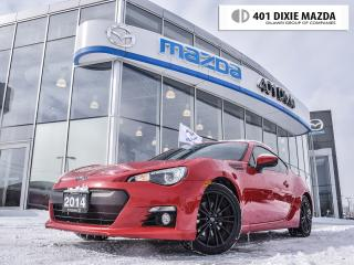 Used 2014 Subaru BRZ Sport-tech, NO ACCIDENTS, WINTER TIRE PACKAGE for sale in Mississauga, ON