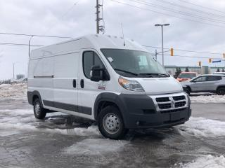 Used 2018 RAM 2500 ProMaster High Roof 159 Wheelbase*Back UP Camera for sale in Mississauga, ON