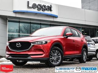 Used 2017 Mazda CX-5 GS- AWD, MOONROOF, REAR CAMERA. BLUETOOTH for sale in Burlington, ON