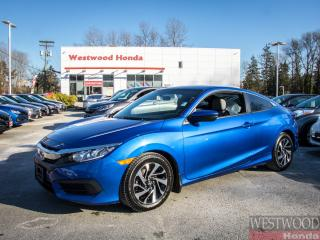 Used 2017 Honda Civic LX, Factory Warranty Until 2024 for sale in Port Moody, BC