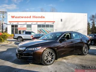 Used 2015 Acura TLX Tech for sale in Port Moody, BC