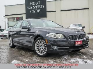 Used 2011 BMW 535 I xDrive | HEATED SEATS | HEATED STEERING WHEEL for sale in Kitchener, ON
