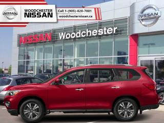 New 2019 Nissan Pathfinder 4x4 Platinum  - $323.88 B/W for sale in Mississauga, ON