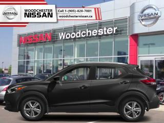 New 2019 Nissan Kicks SV FWD  -  Fog Lights - $148.44 B/W for sale in Mississauga, ON