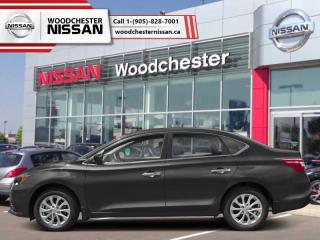 New 2019 Nissan Sentra SV CVT  - Style Package for sale in Mississauga, ON