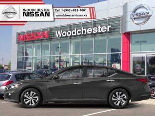 New 2019 Nissan Altima SV  - ProPilot -  Sunroof -  Heated Seats - $215.48 B/W for sale in Mississauga, ON
