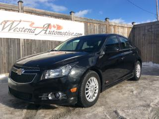 Used 2012 Chevrolet Cruze LTZ Turbo for sale in Stittsville, ON