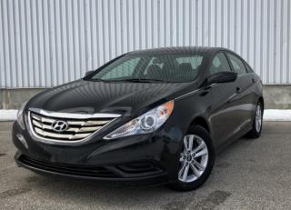 Used 2013 Hyundai Sonata GL|ACCIDENT FREE|FINANCING AVAILABLE for sale in Mississauga, ON