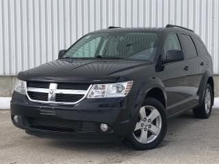 Used 2010 Dodge Journey SXT V6|Accident Free|Financing Available for sale in Mississauga, ON