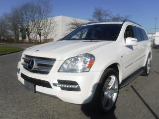 Used 2012 Mercedes-Benz GL-Class GL350 BlueTEC Diesel for sale in Burnaby, BC