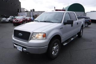 Used 2008 Ford F-150 XLT SuperCrew Regular Box 4WD for sale in Burnaby, BC