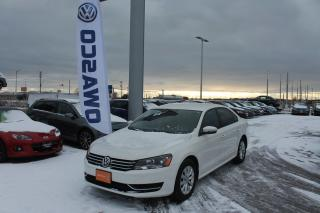 Used 2013 Volkswagen Passat 2.5L Trendline for sale in Whitby, ON