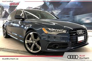 Used 2014 Audi A6 3.0 Technik + S-Line | Drive Assist | 360 Cam for sale in Whitby, ON