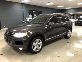 Used 2012 Volkswagen Touareg TDI*LUXURY PACKAGE*NO ACCIDENTS*VERY CLEAN* for sale in North York, ON