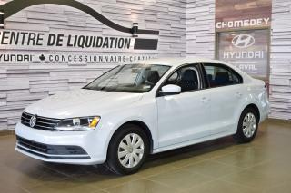 Used 2017 Volkswagen Jetta TRENDLINE+ for sale in Laval, QC