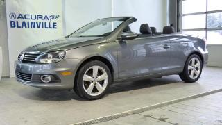 Used 2012 Volkswagen Eos Décapotable Comfortline for sale in Blainville, QC