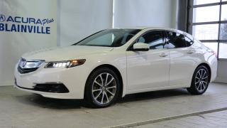 Used 2015 Acura TLX TECHNOLOGIE ** SH-AWD ** for sale in Blainville, QC
