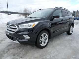 Used 2017 Ford Escape SE AWD 2L ÉCOBOOST, GPS for sale in Vallée-Jonction, QC