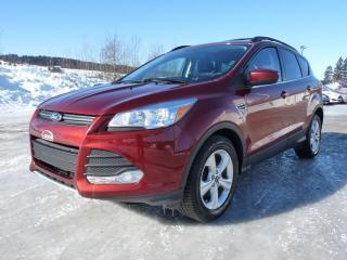 Used 2016 Ford Escape SE ÉCOBOOST 1.6L, GPS, HAYON ÉLECTRIQUE for sale in Vallée-Jonction, QC