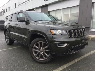 Used 2017 Jeep Grand Cherokee Limited édition 75e anniversaire for sale in Ste-Marie, QC