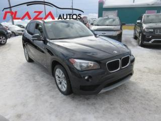 Used 2014 BMW X1 xDrive28i for sale in Beauport, QC