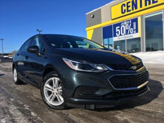 Used 2017 Chevrolet Cruze LT+ 1SD MAGS BLUETOOTH for sale in Lévis, QC