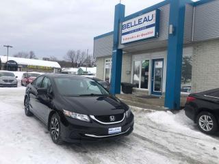 Used 2014 Honda Civic EX*Garantie PROLONGÉE for sale in Québec, QC