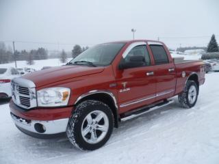 Used 2008 Dodge Ram 1500 SLT 4x4 for sale in East broughton, QC