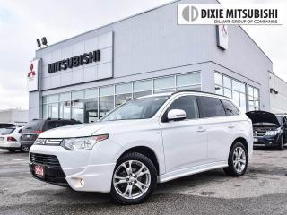 Used 2014 Mitsubishi Outlander GT LIMITED EDITION S-AWC | LANE DEPARTURE for sale in Mississauga, ON