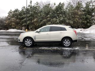 Used 2016 Cadillac SRX Luxury AWD for sale in Cayuga, ON