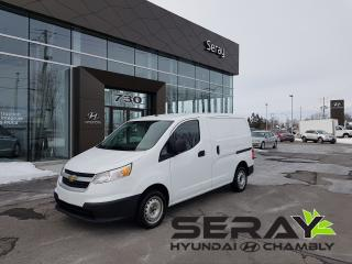 Used 2015 Chevrolet Express 1LT for sale in Chambly, QC