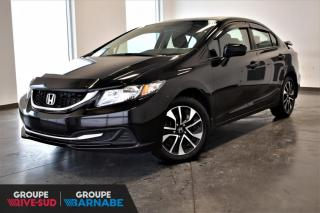 Used 2015 Honda Civic EX TOIT + CAMERA + ALLIAGE+++ for sale in St-Jean-Sur-Richelieu, QC