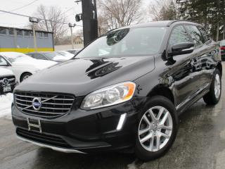 Used 2017 Volvo XC60 T5 ~ NAVIGATION ~ BLUETOOTH ~ NO ACCIDENTS ~ 112KM for sale in Burlington, ON