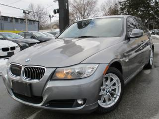 Used 2011 BMW 3 Series 323I ~ SUNROOF ~ 55,000KMS ~ LOW KMS ~ AUTOMATIC for sale in Burlington, ON