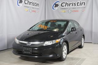 Used 2012 Honda Civic T.équipé for sale in Montréal, QC
