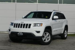 Used 2016 Jeep Grand Cherokee 4X4 Laredo for sale in Vancouver, BC
